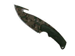 ★ Gut Knife | Forest DDPAT (Minimal Wear)