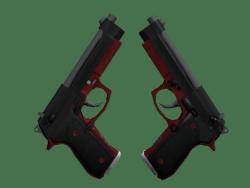 Dual Berettas   Panther (Factory New)