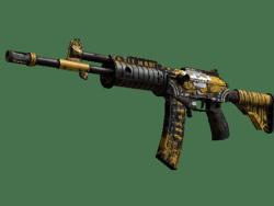 StatTrak™ Galil AR | Chatterbox (Battle-Scarred)