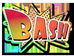 Sticker | Bash (Holo)