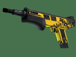 MAG-7 | Bulldozer (Field-Tested)