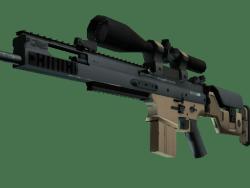 SCAR-20 | Contractor (Minimal Wear)
