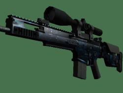 SCAR-20 | Grotto (Minimal Wear)