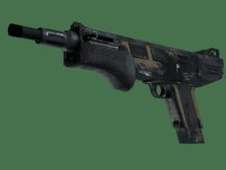 Souvenir MAG-7 | Sand Dune (Battle-Scarred)