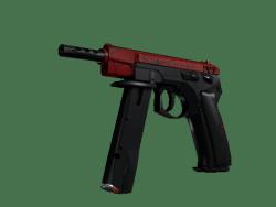 StatTrak™ CZ75-Auto | Crimson Web (Minimal Wear)