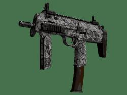 Souvenir MP7   Gunsmoke (Field-Tested)