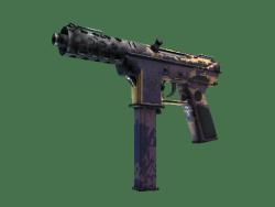 StatTrak™ Tec-9 | Sandstorm (Battle-Scarred)