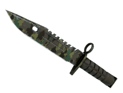 ★ M9 Bayonet | Boreal Forest (Well-Worn)