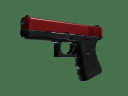 Glock-18 | Candy Apple (Minimal Wear)