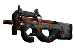 P90 | Trigon (Field-Tested)