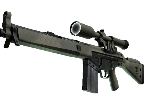 G3SG1   狩猎网格 (略有磨损)