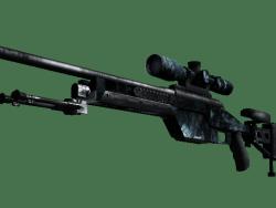 StatTrak™ SSG 08 | Abyss (Battle-Scarred)