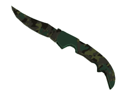 ★ Falchion Knife | Boreal Forest (Minimal Wear)