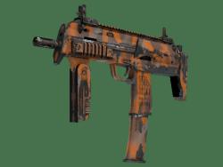 Souvenir MP7   Orange Peel (Field-Tested)