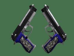 Dual Berettas   Duelist (Minimal Wear)