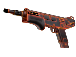 StatTrak™ MAG-7 | Heat (Field-Tested)