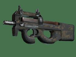 Souvenir P90   Sand Spray (Battle-Scarred)