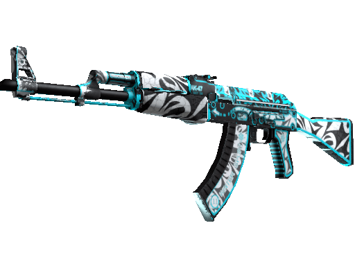 AK-47 | Frontside Misty (Field-Tested)