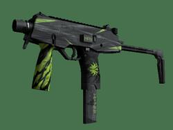 StatTrak™ MP9   Deadly Poison (Minimal Wear)
