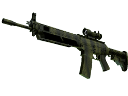 Souvenir SG 553 | Gator Mesh (Factory New)