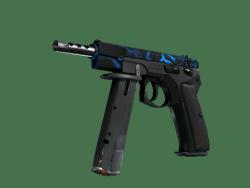 CZ75-Auto   Poison Dart (Factory New)