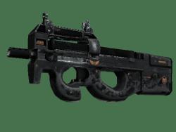 StatTrak™ P90   Elite Build (Battle-Scarred)