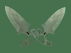 ★ Shadow Daggers | Safari Mesh (Minimal Wear)