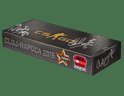 2015年卢日-纳波卡锦标赛列车停放站纪念包