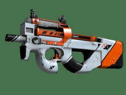 P90 | Asiimov (Well-Worn)