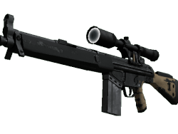 G3SG1   Contractor (Battle-Scarred)