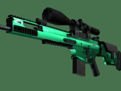 SCAR-20 | Emerald (Factory New)