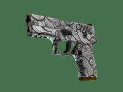 Souvenir P250 | Gunsmoke (Minimal Wear)