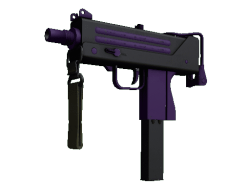 MAC-10 | Ultraviolet (Minimal Wear)