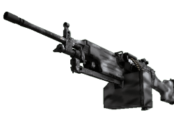 Souvenir M249 | Contrast Spray (Well-Worn)