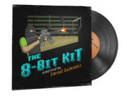 StatTrak™ Music Kit | Daniel Sadowski, The 8-Bit Kit
