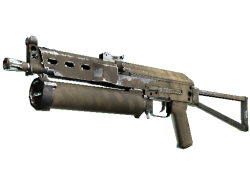 PP-Bizon   Sand Dashed (Field-Tested)