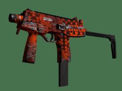 MP9 | Setting Sun (Field-Tested)