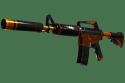 StatTrak™ M4A1-S | Atomic Alloy (Well-Worn)