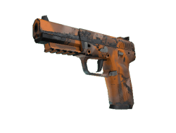 Five-SeveN | Orange Peel (Field-Tested)