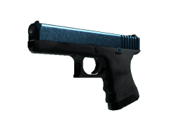 Glock-18 | Twilight Galaxy (Minimal Wear)