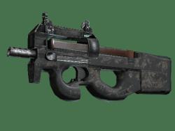 Souvenir P90   Scorched (Battle-Scarred)