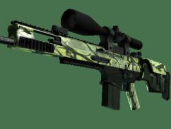 StatTrak™ SCAR-20 | Outbreak (Factory New)
