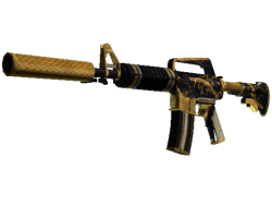 M4A1-S | Golden Coil (Field-Tested)