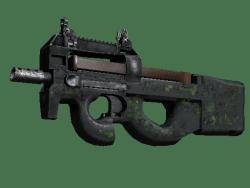 P90   Virus (Battle-Scarred)