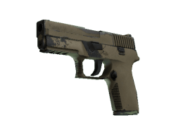 Souvenir P250 | Sand Dune (Field-Tested)