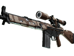 Souvenir G3SG1 | Desert Storm (Minimal Wear)