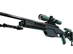 SSG 08   Blue Spruce (Factory New)