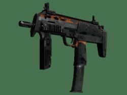 StatTrak™ MP7 | Urban Hazard (Battle-Scarred)
