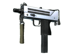 MAC-10 | Silver (Factory New)