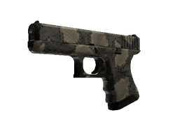 Glock-18 | Death Rattle (Field-Tested)